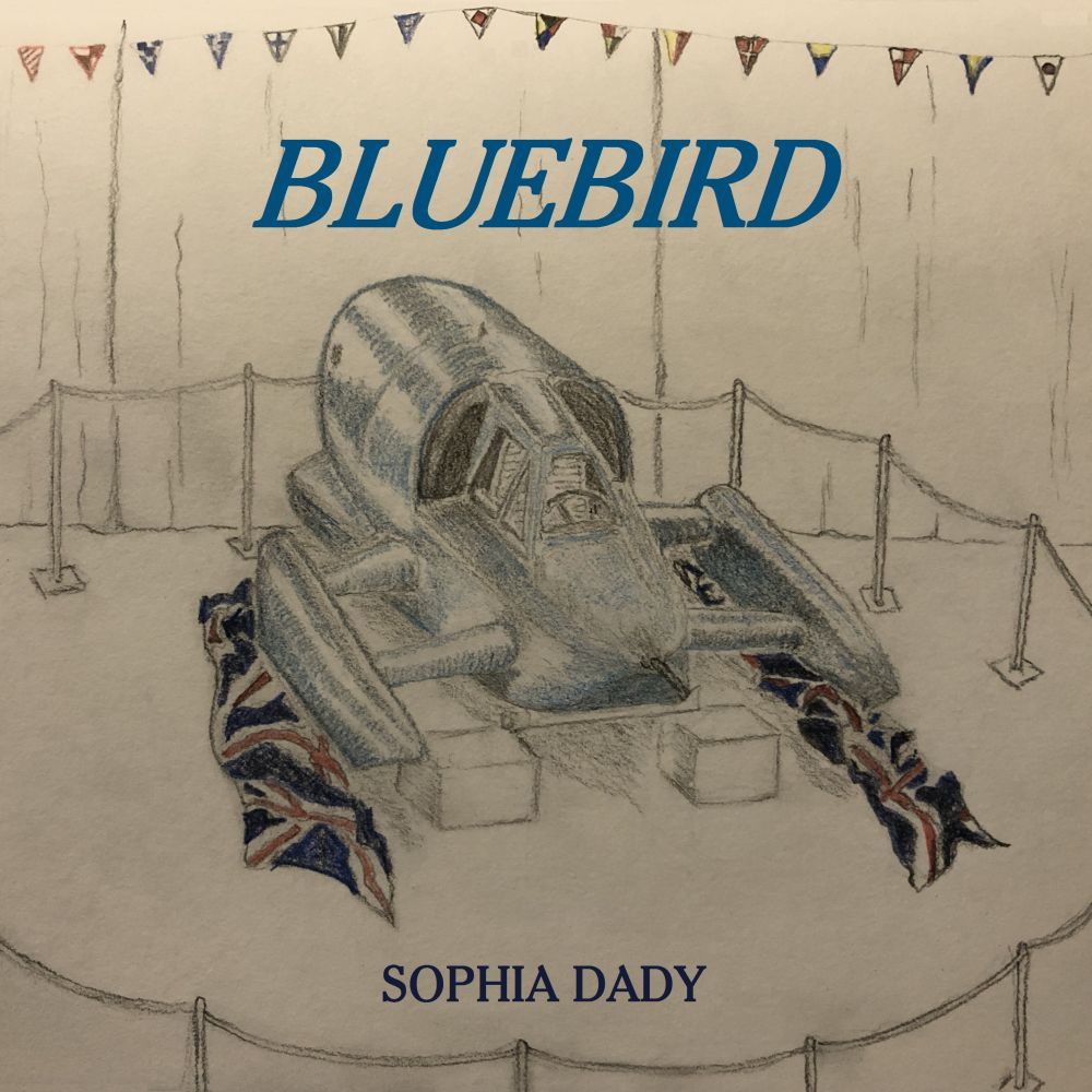 Sophia Dady CD Single Bluebird
